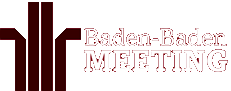 Logo of the Baden-Baden Meeting